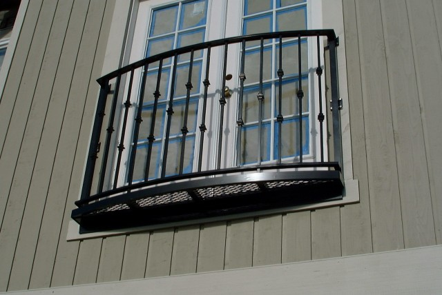 Wrought Iron Porch Railing Kits