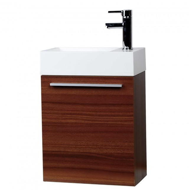 18 Inch Bathroom Vanity With Sink