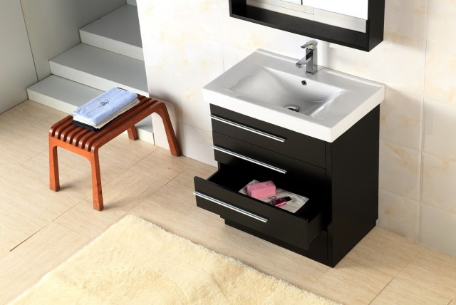 18 Inch Bathroom Vanity With Top
