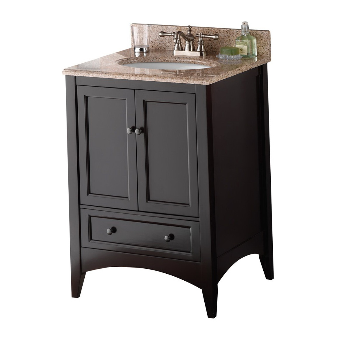 24 Inch Bathroom Vanities And Cabinets