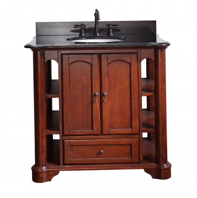 36 Bathroom Vanity With Top Combo