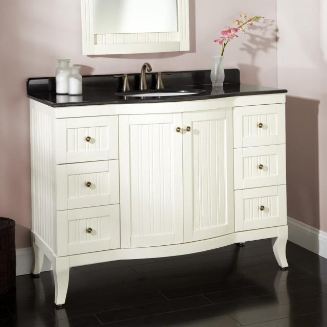 48 Vanity Cabinet With Top