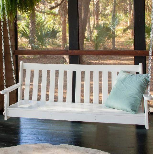 5 Foot Porch Swing Plans