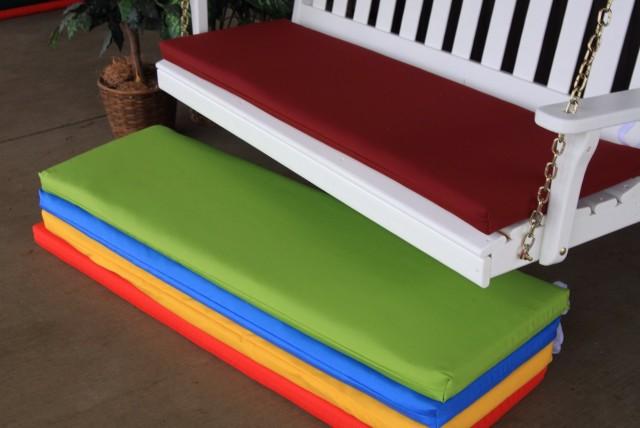 6 Foot Porch Swing Cushions