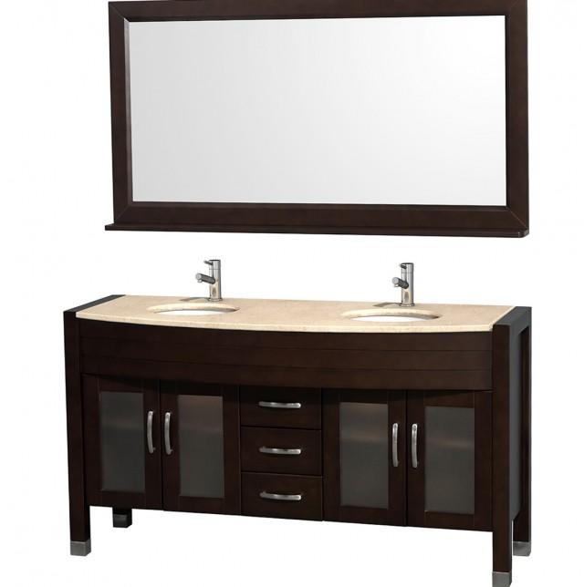 60 Vanity Double Sink