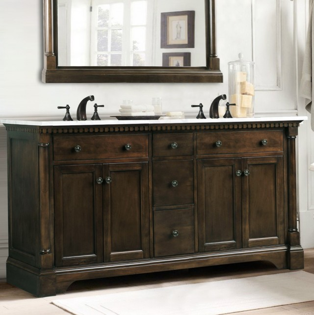 Antique Bathroom Vanities Without Tops