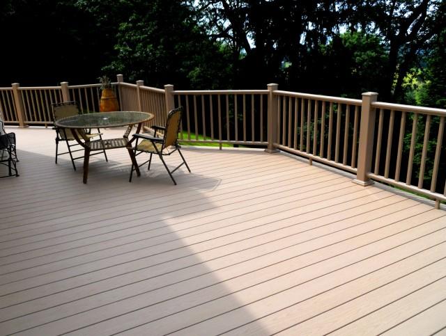 Azek Porch Flooring Installation