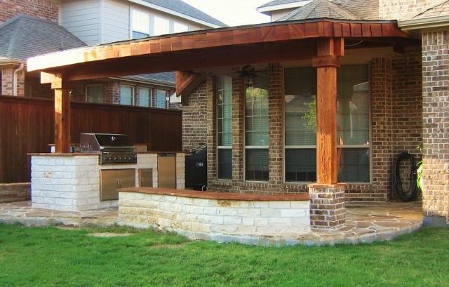 Back Porch Cover Ideas