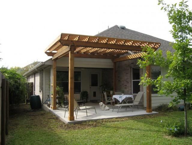 Back Porch Furniture Refinishing