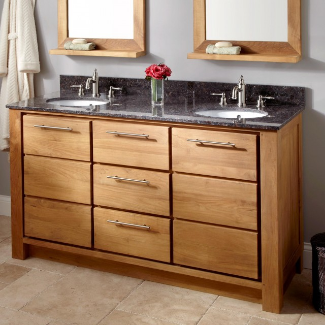 Bathroom Double Vanity 60
