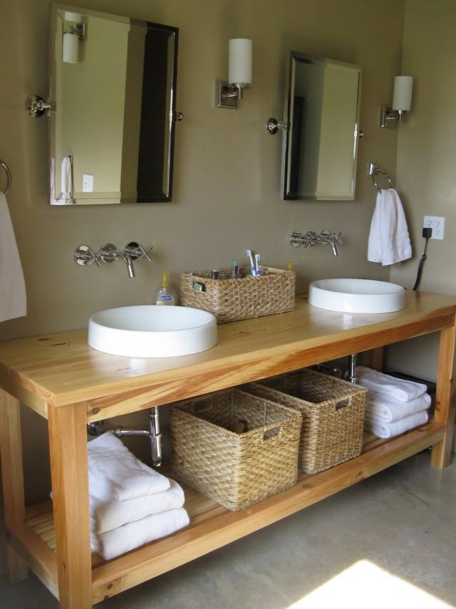 Bathroom Vanities With Farmhouse Sinks