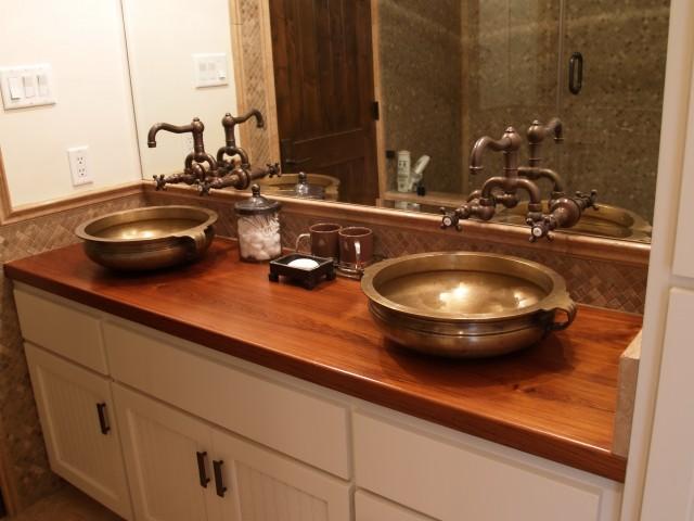 Bathroom Vanity Countertops Vessel Sink