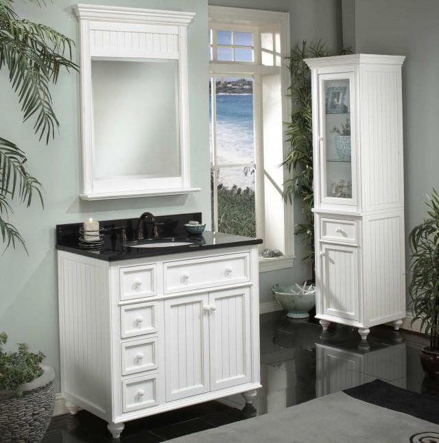 Bathroom Vanity Top Decorating Ideas