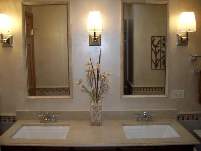 Bathroom Vanity Top Extended Over Toilet