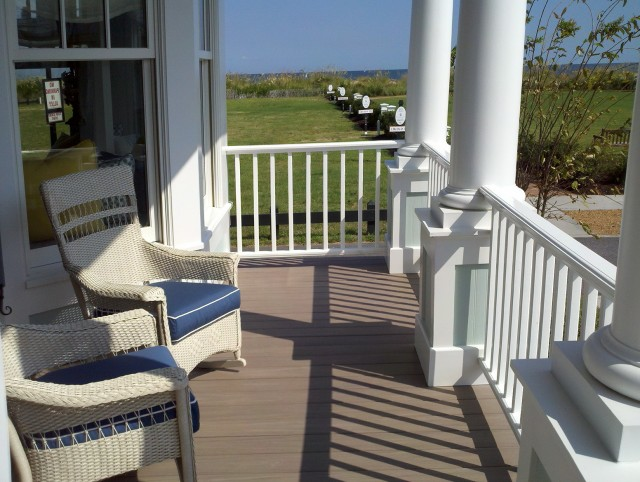 Beach Cottage Front Porch