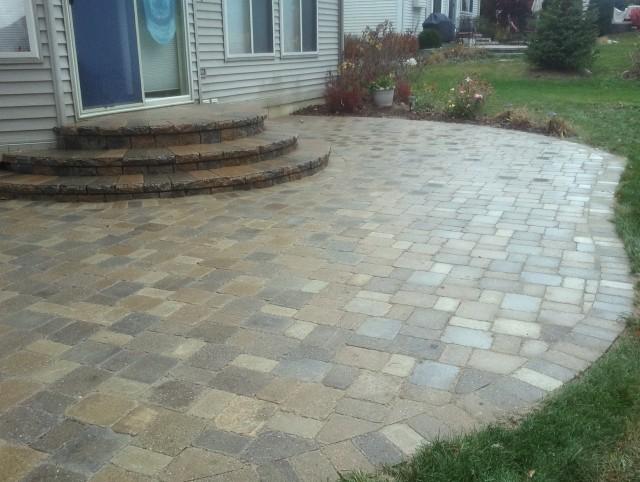 Brick Porch Steps Cost
