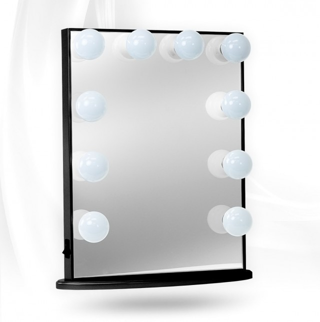 Broadway Lighted Vanity Mirror Dimensions