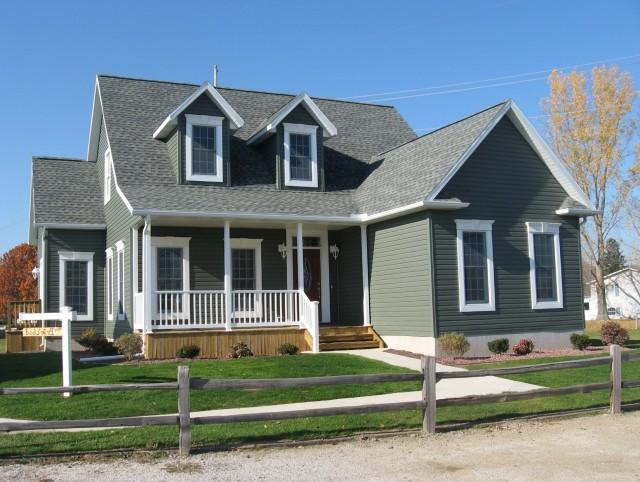 Cape Cod Front Porch Addition