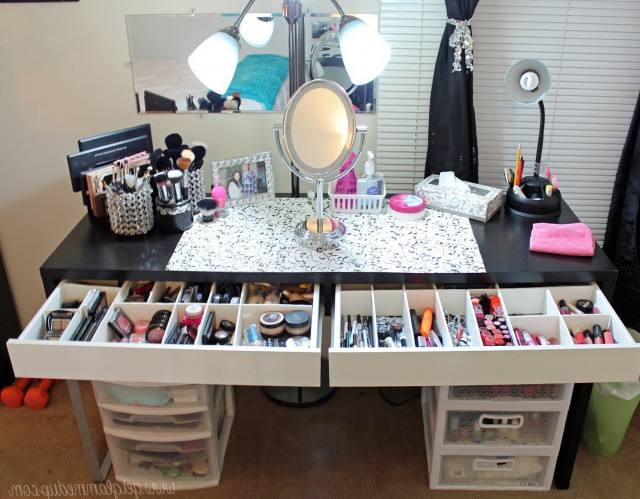 Cheap Makeup Vanity Set With Lights