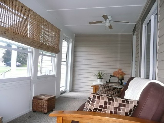 Closing In A Porch With Windows