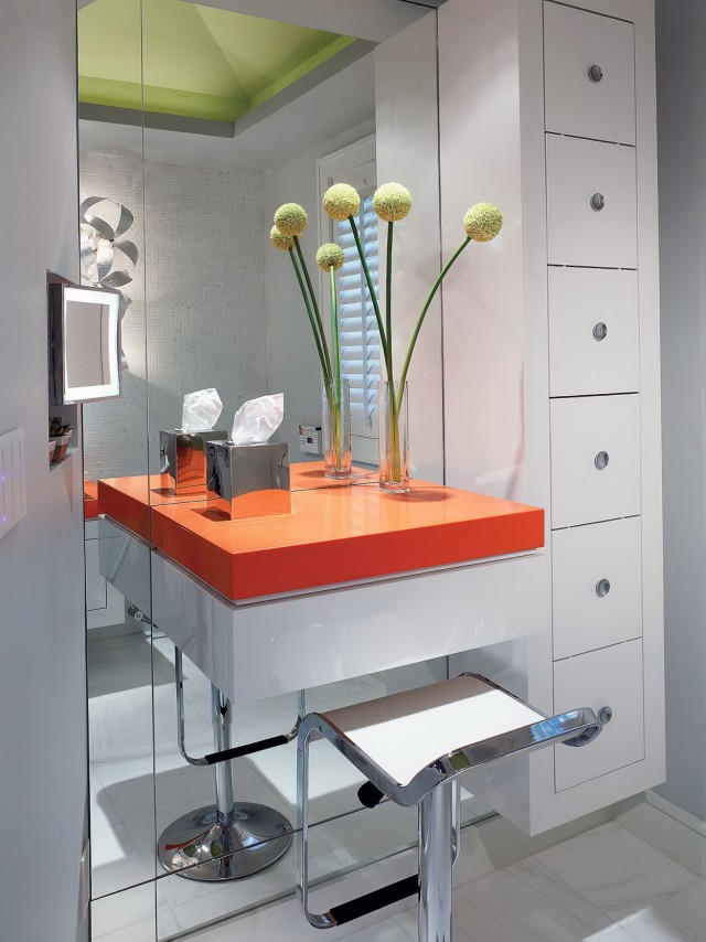 Contemporary Makeup Vanity Furniture