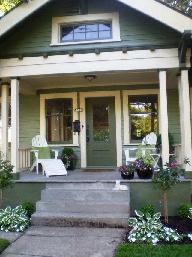 Cottage Front Porch Pictures