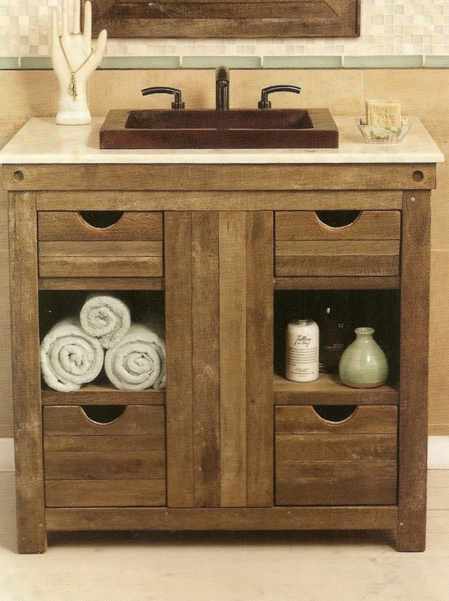 Country Bathroom Vanities For Sale