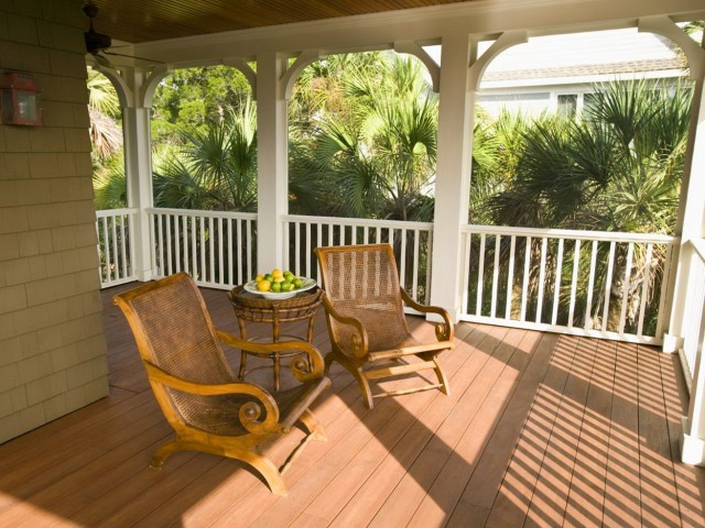Craftsman Style Porch Furniture