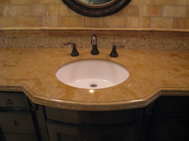 Custom Vanity Tops Lowes