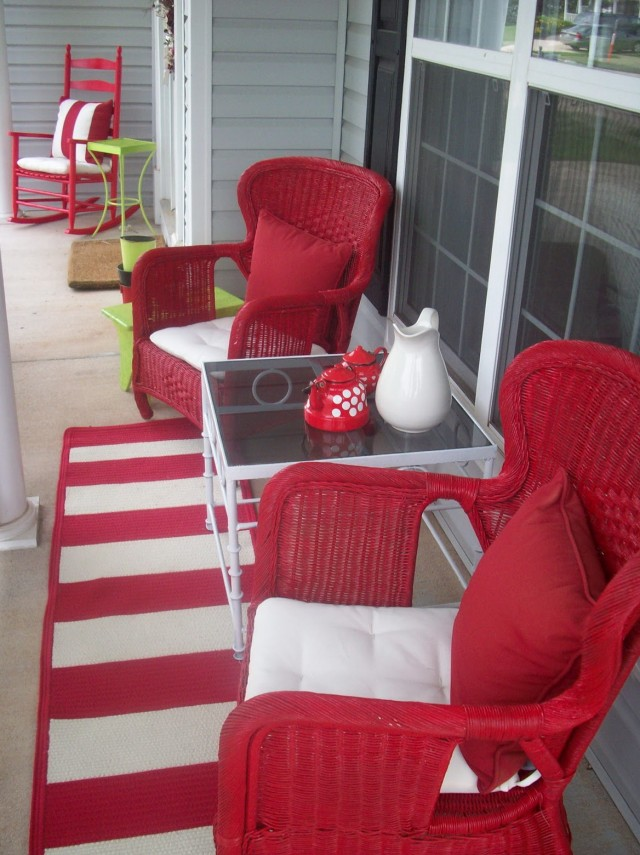Decorating A Front Porch For Winter