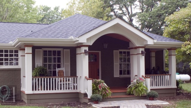 Different Porch Roof Styles