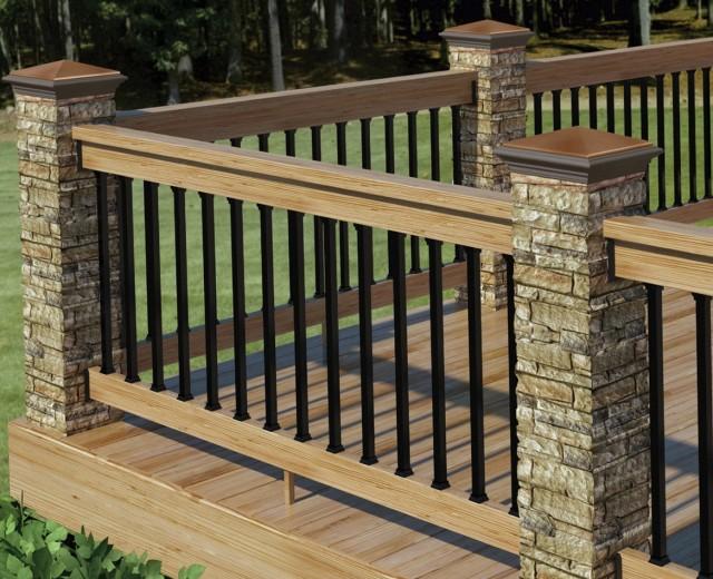 Diy Porch Railing Design