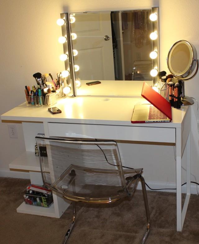 Diy Small Vanity Table