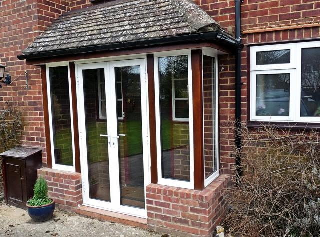 Front Door Porches Designs Uk
