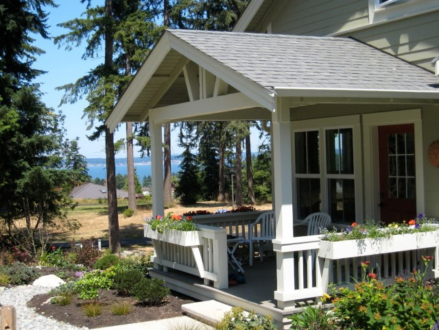 Front Porch Roof Styles