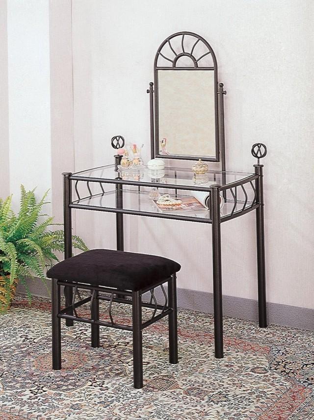Glass Vanity For Bedroom