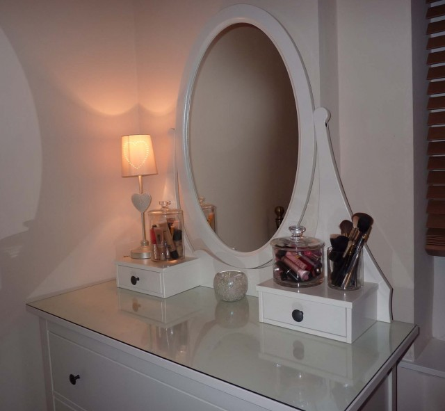 Glass Vanity Table For Sale