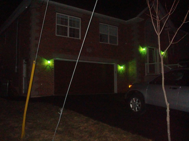 Green Porch Light Campaign
