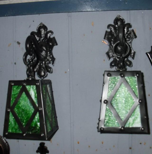 Green Porch Light Veterans Day