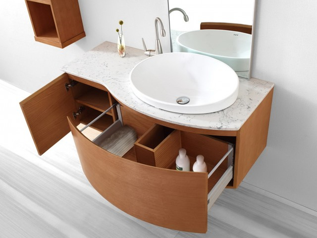 How To Build A Small Bathroom Vanity