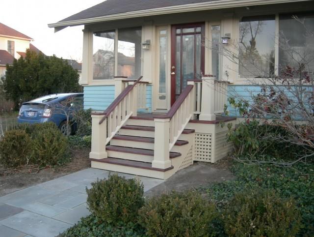 Ideas For Front Porch Steps