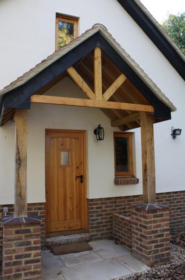 Images Of Oak Porches