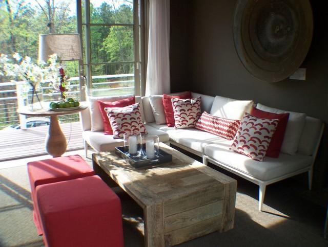 Indoor Porch Furniture Ideas