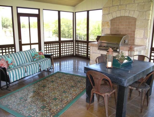 Interior Pictures Of Screened Porches