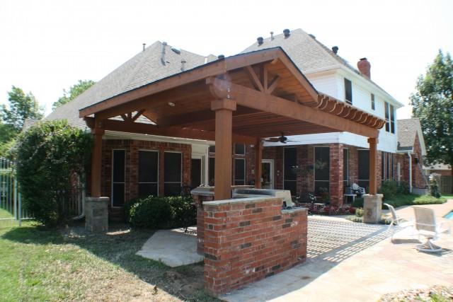 Lean To Porch Roof Plans
