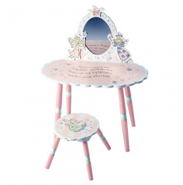Little Girl Vanity Ideas