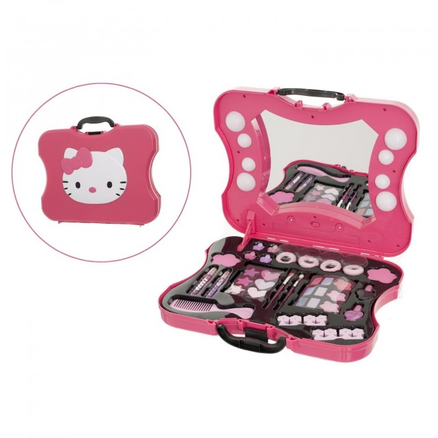 Little Girls Vanity Case