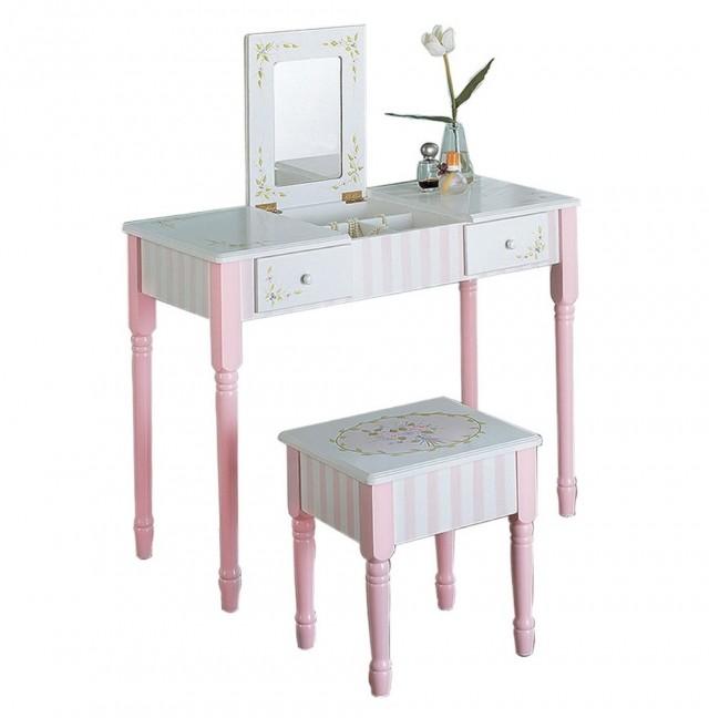 Little Girls Vanity Table