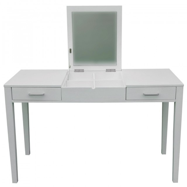 Makeup Vanity Desk With Mirror