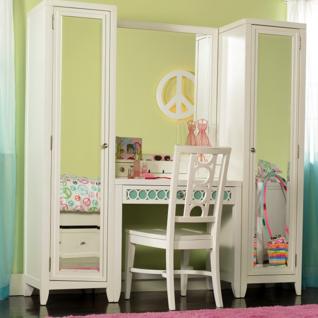 Makeup Vanity Sets For Bedrooms